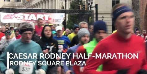 Nate Alter wins 2nd consecutive Caesar Rodney Half Marathon