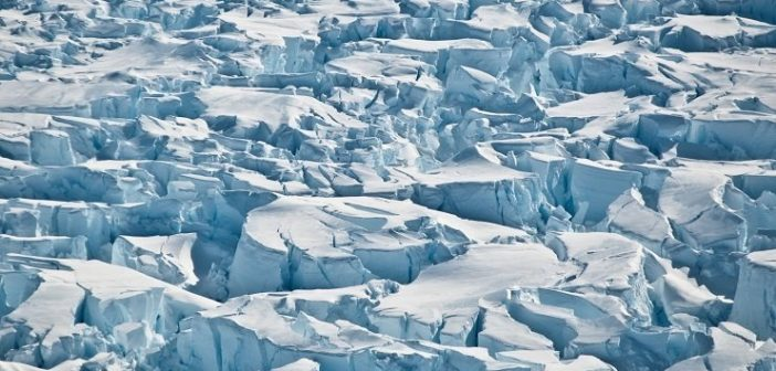 Progressed ice loss in Antarctica is causing sea level to rise rapidly: NASA