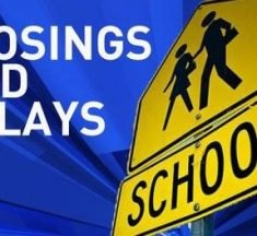 School Closings and delays for Wednesday February 20, 2019