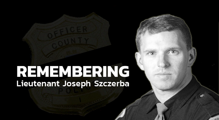 Remembering Lt. Joe Szczerba At The 5k Memorial Run/ Walk