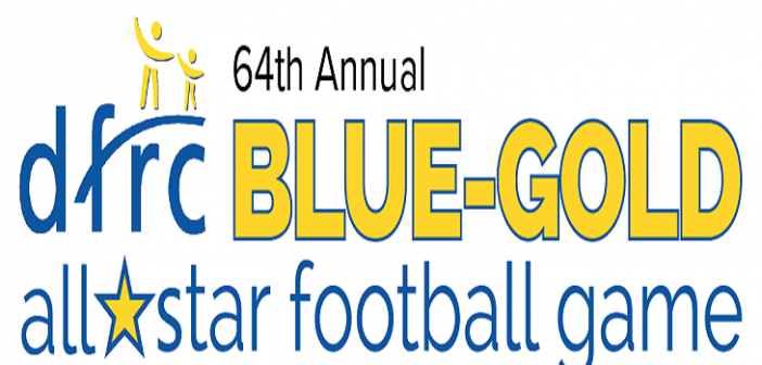 Are you ready for the Blue & Gold All-Star Football Game?
