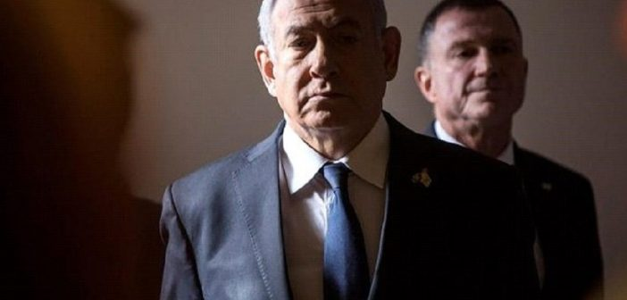 Israeli Prime Minister charged with fraud, corruption, and treason