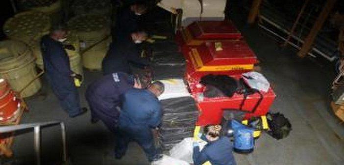 Coast Guard, Panamanian authorities stop drug smuggling operation near Panama