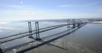 Expect delays on the Delaware Memorial bridge Memorial Day weekend