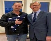 U.S. Navy veteran Michael White freed from Iran