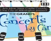 New Drive-In Concert Series – Concerts By Car coming to Wilmington July 3rd