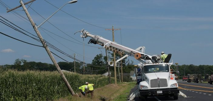 Delmarva restores electric for 129,000 customers but after Friday's storm, the entire energy grib may have to be rebuilt