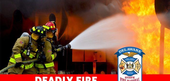 Elderly man dies in Little Creek house trailer fire Sunday afternoon