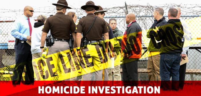 Police arrest suspect at brutal murder scene in Salem Woods Thursday night