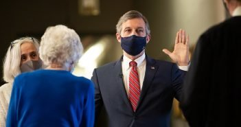 Governor John Carney sworn in for second term as Delaware Governor