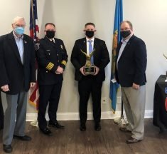 Delaware Law Enforcement Officers win LEO of the year award