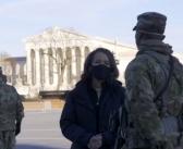 Congresswoman Lisa Blunt Rochester Addresses Troops At U.S. Capitol