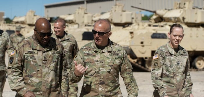 Governor Carney Activates National Guard ahead of inauguration