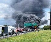 All lanes on I-95 open following early morning hazmat crash