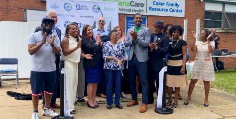 New model healthcare opens in Kingswood community center