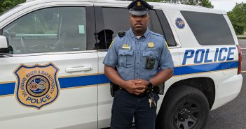 DRBA Police Officers Now Equipped with Body Worn Cameras