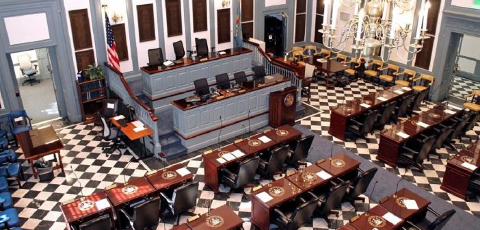 House Passes Criminal Justice Measures to Increase Transparency, Protect Minors