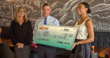 23-Year-Old recent UD graduate is grand prize winner of DE Wins! lotto raffle