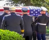 Firefighter killed on I-95 laid to rest Thursday afternoon