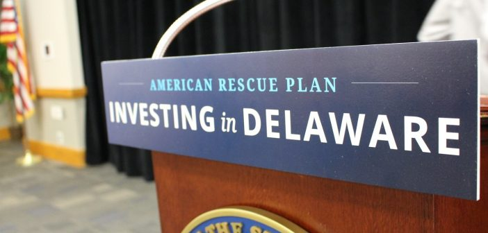 American Rescue Plan Act: $50 Million investment from DelTech